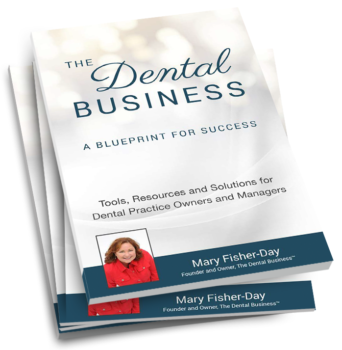 The Dental Business Stacked Books